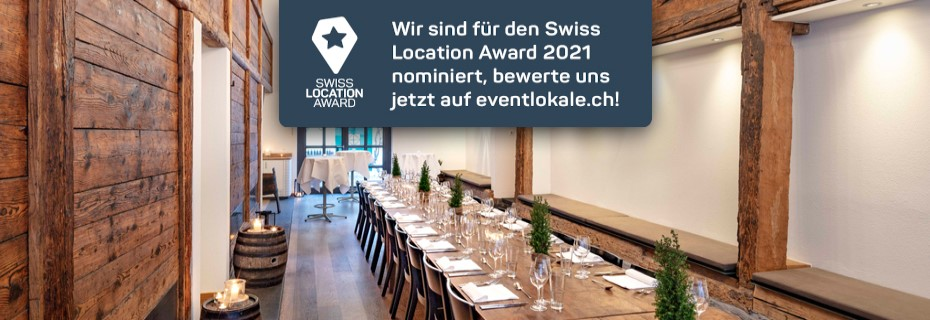 Swiss Location Award 2021