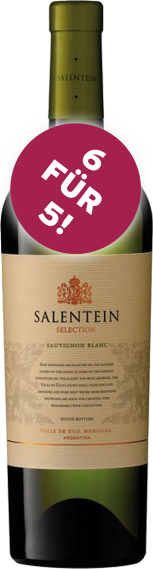 Sauvignon Blanc, Barrel Selection 6 für 5