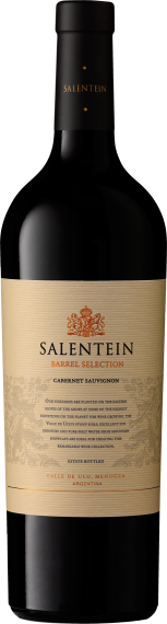 Cabernet Sauvignon, Barrel Selection