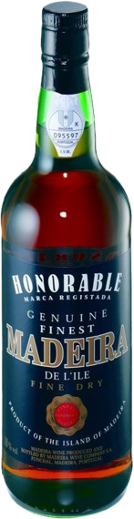 Madeira Honorable Fine Dry DO