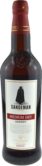 Sherry Sandeman Medium Dry