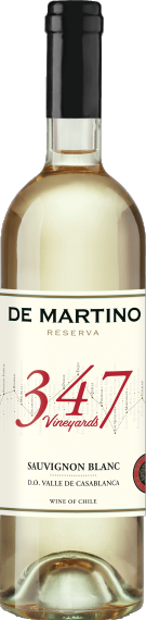 Sauvignon Blanc Reserva 347 Vineyards