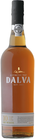 Porto Dalva Dry White 10 Years old